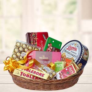 Chocolate Basket: Get-well-soon  Indore