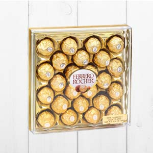 Ferrero Rocher 24 Pieces Chocolates R.s.s.nagar, Indore