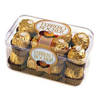 Small Ferrero Rocher: Gifts Dudhia,  Indore