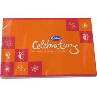 Cadbury Celebrations: Gift Cgo Complex,  Indore