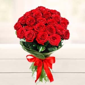 Beautiful 15 Roses Bunch: Gifts New Palasia,  Indore