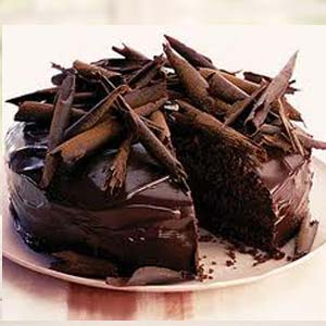 Ultimate Choco Cake: Gift Raj Mohalla,  Indore