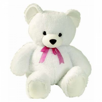 Teddy Bear 1.5 Ft: Gifts Cloth Market,  Indore