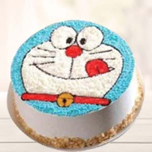 Doremon Cakes: Cartoon Cakes Topkhana,  Indore