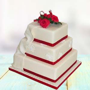 Special 3 Storey cake Cakes Collectorate, Indore