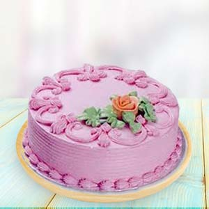 Strawberry Cake: Gift Indore City,  Indore