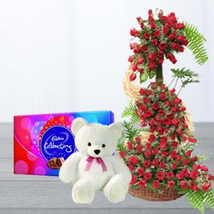 BEAUTIFUL GIFT HAMPER: Teddy Day Industrial Area,  Indore