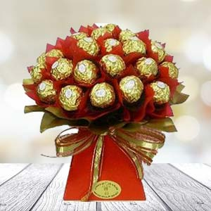 Bunch Of Chocolates: Gift Collectorate,  Indore