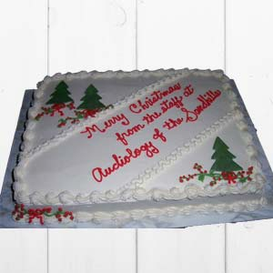 Special Pineaple Cake: Gift Manorama Ganj,  Indore