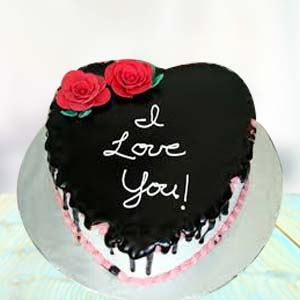 I LOVE YOU CHOCOLATE CAKE: Gifts For Him Yeshwant Road,  Indore