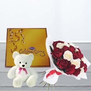 Valentine Celebration Combo: Gifts Nandagar,  Indore