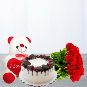 Exclusive Valentines Combo: Valentine's Day Gifts For Girlfriend Tilaknagar,  Indore
