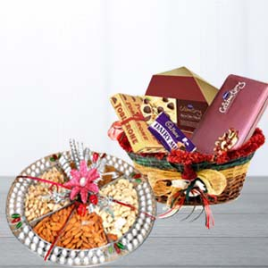 Assorted Chocolates With Dry Fruits: Gift Army Head Quarter,  Indore
