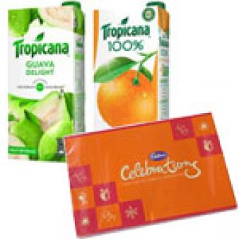 Tropicana Juice Celebration Combo: Congratulations  Indore