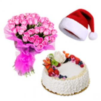 Fruit Cake Combo For Christmas: Christmas Agrawal Nagar,  Indore