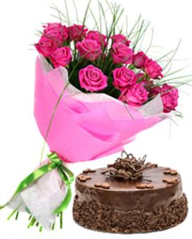 Pink Bunch And Cake: Gift Nandagar,  Indore