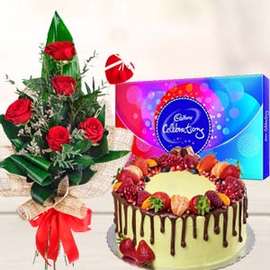 Regular Gift Combos: Gifts For Brother Raj Mohalla,  Indore