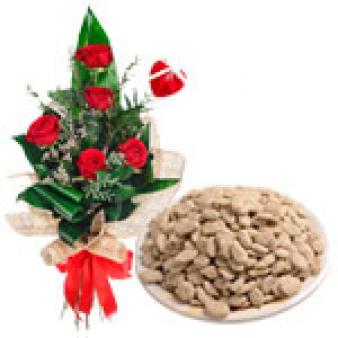 Roses With Revdi: Lohri Gifts Kumarkhadi,  Indore